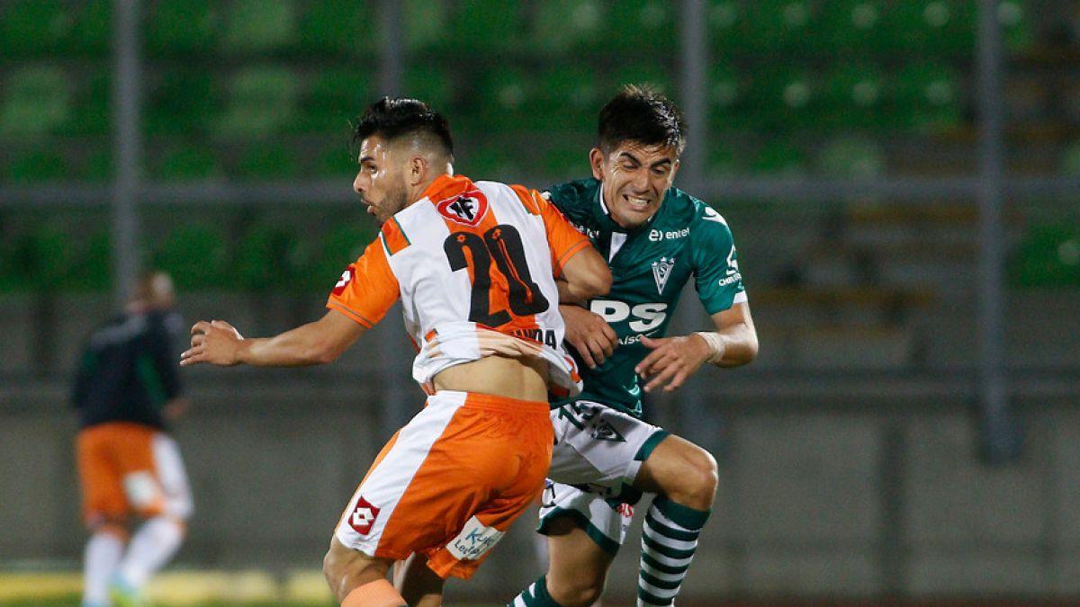 Wanderers rescata empate ante Cobresal gracias a insólito autogol