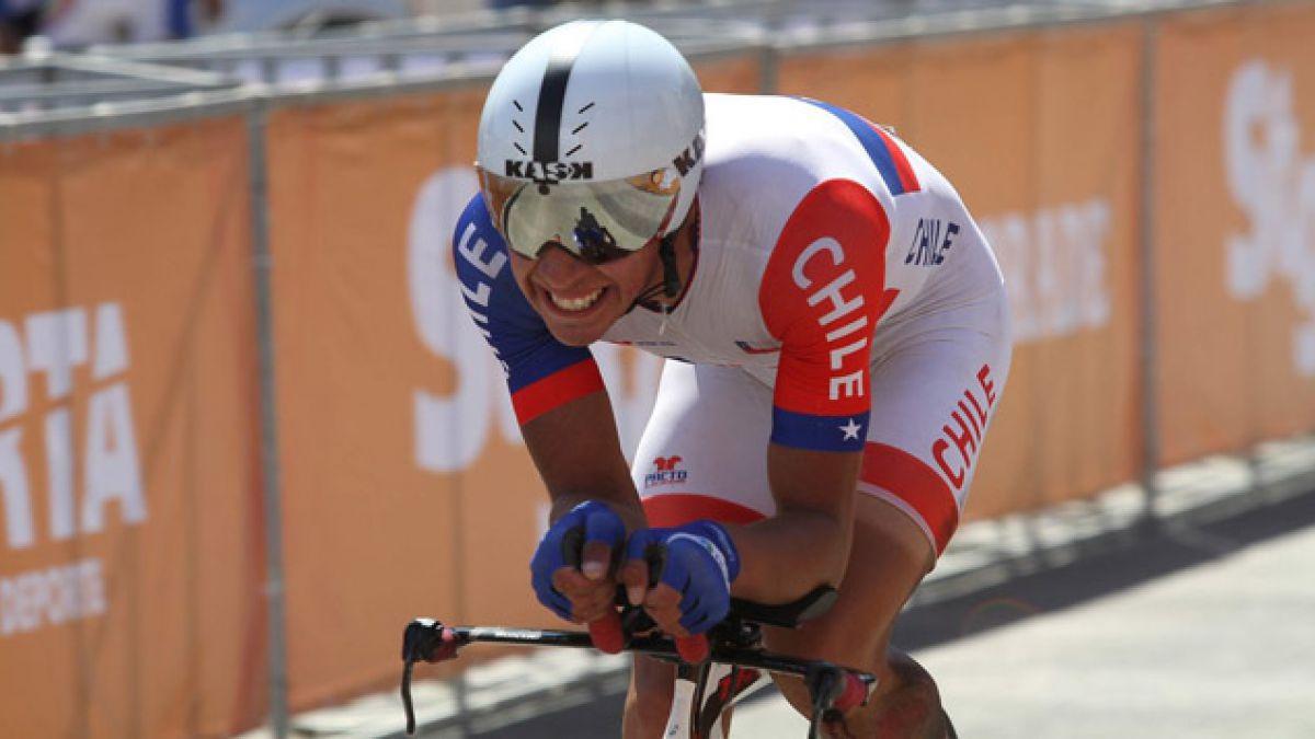 José Luis Rodríguez descalificado en competencia de Ciclismo de Ruta en Río 2016