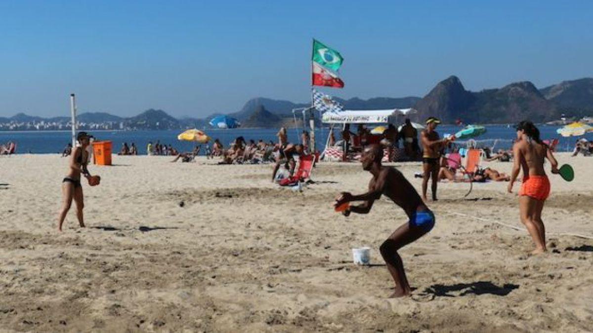Los deportes que fascinan a los cariocas que no verás en las Olimpiadas de Río 2016