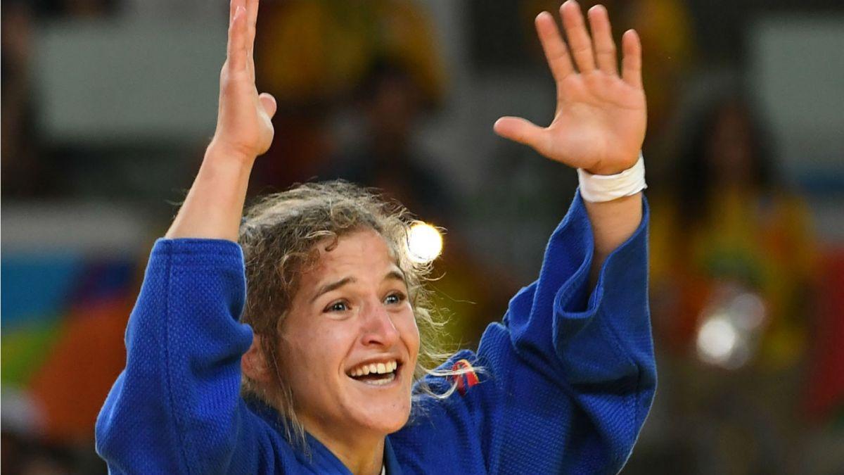 Argentina obtiene en judo su primera medalla de oro en Rio 2016