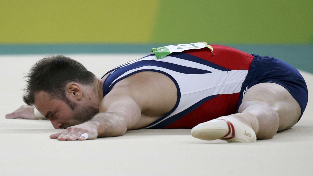 Juez chileno de gimnasia en Río: No me explico por qué fueron tan duros con Tomás González
