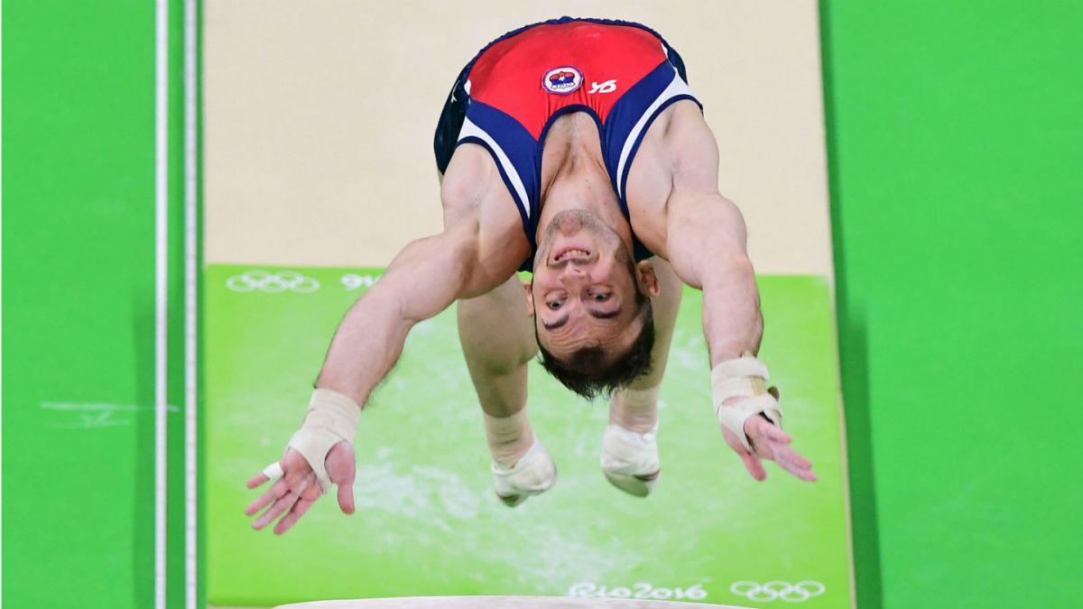 Tomás González clasifica a la final de la prueba de salto en Río 2016