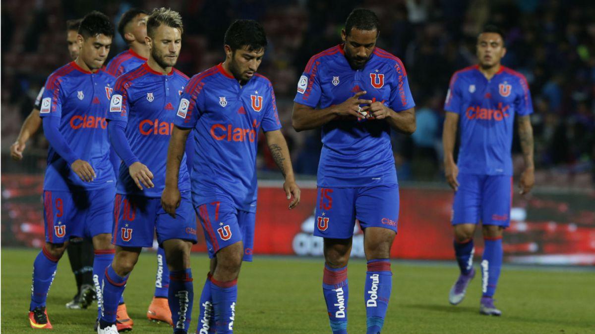 La U empata con Antofagasta y sigue sin convencer en el Apertura 2016