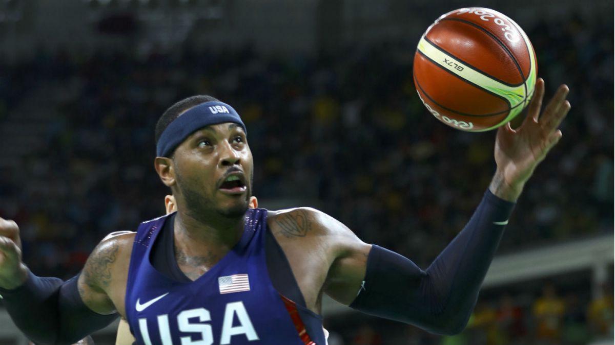 Estados Unidos aplasta a China en el arranque del básquetbol olímpico en Río
