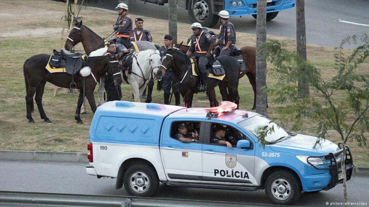 Río 2016 refuerza seguridad tras impacto de bala en sala de prensa del centro hípico