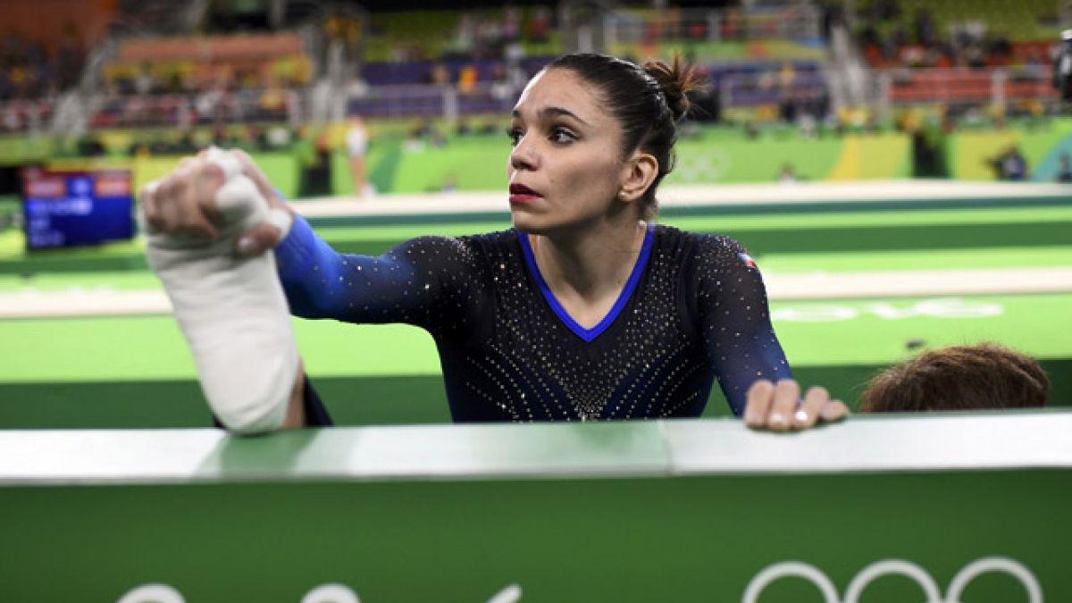 Simona Castro decepcionada tras participación en Río 2016