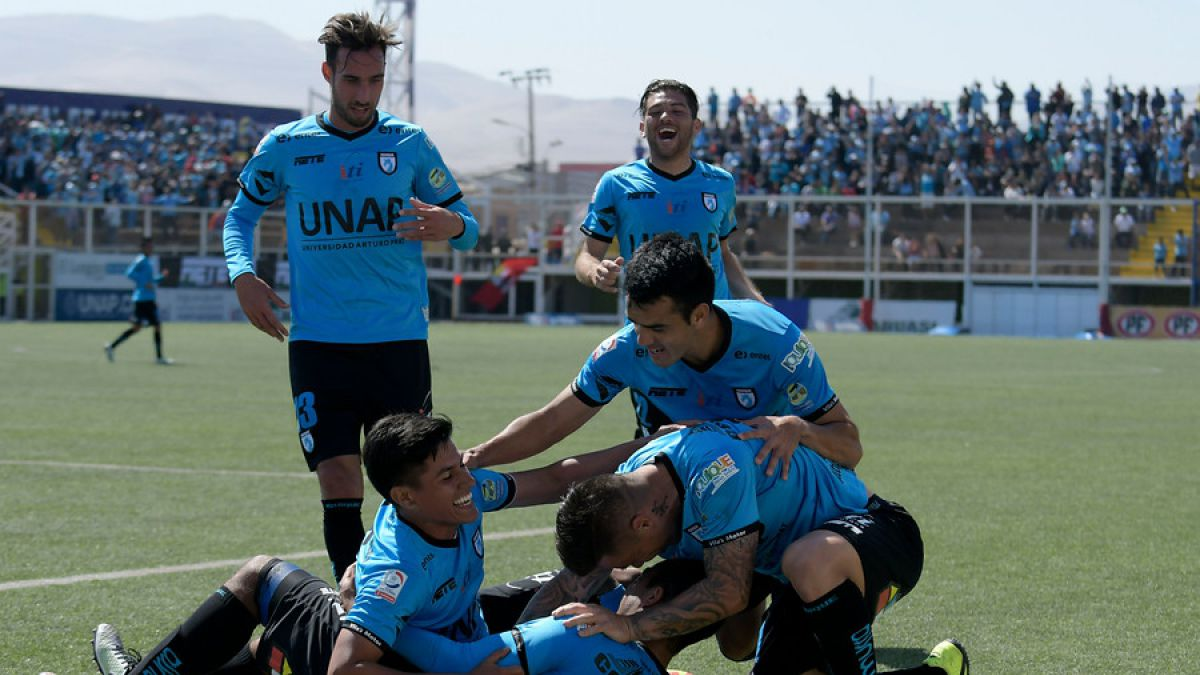 Deportes Iquique vence a Temuco como visita y queda en la cima del Apertura