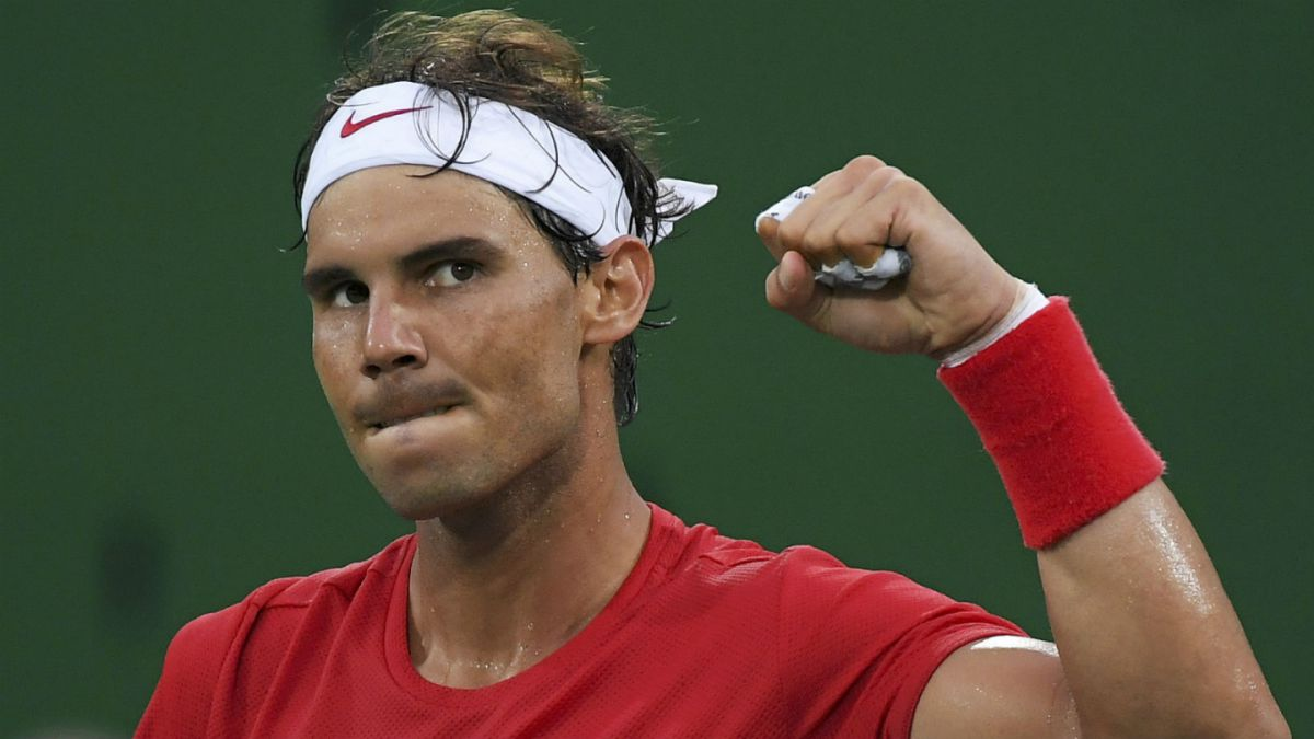 Rafael Nadal arrasa con tenista argentino en su debut en Río 2016