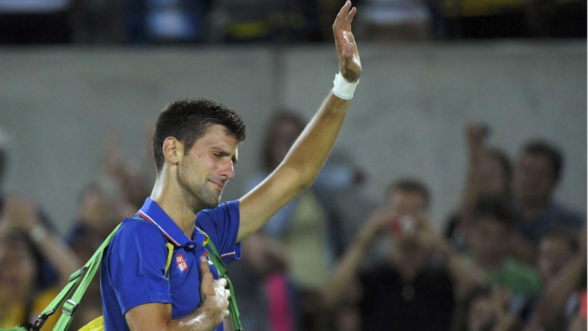Golpe en el tenis olímpico: Del Potro sorprende y elimina a Djokovic de Río 2016