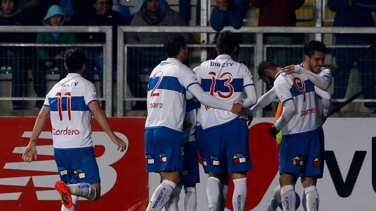 La UC busca aclimatarse a la altura de Bolivia para debut en Copa Sudamericana
