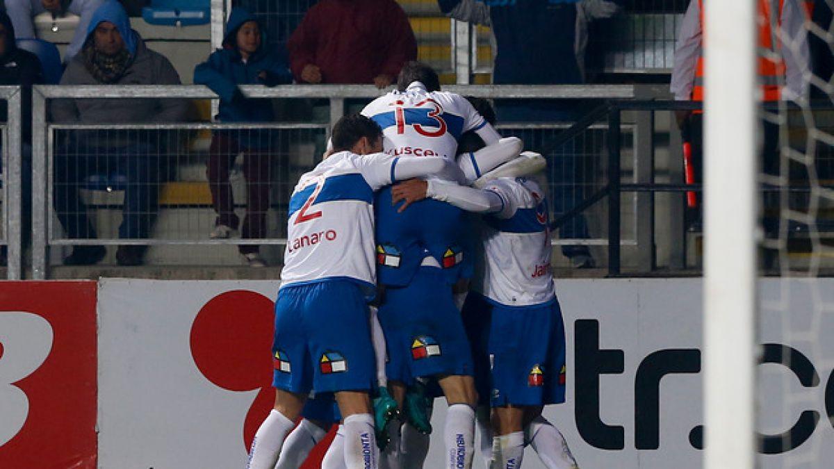 La UC hace su estreno en Bolivia por Copa Sudamericana 2016