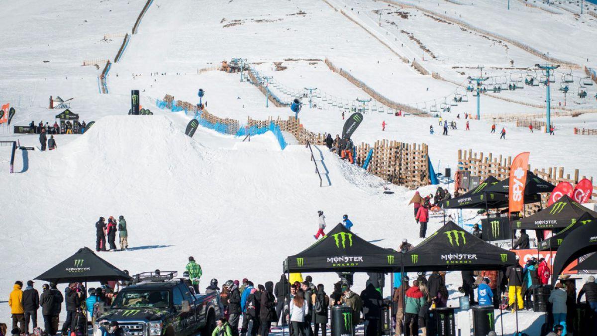 La olímpica Dominique Ohaco se queda con el título de importante campeonato de ski