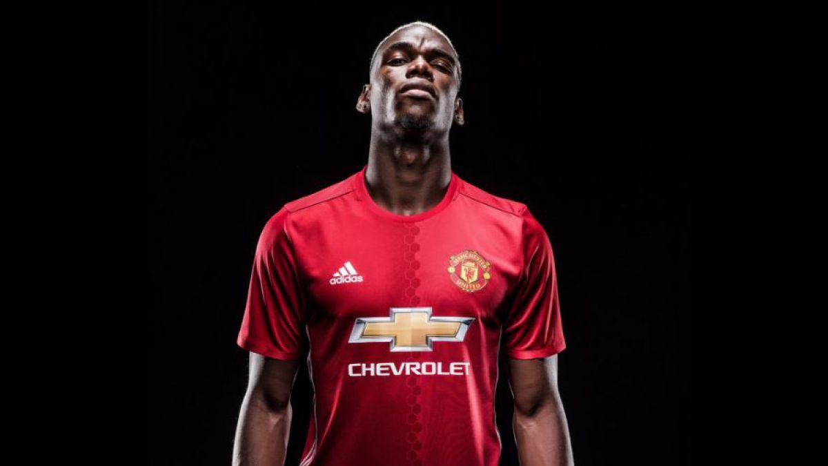 Manchester United confirma el fichaje del francés Paul Pogba
