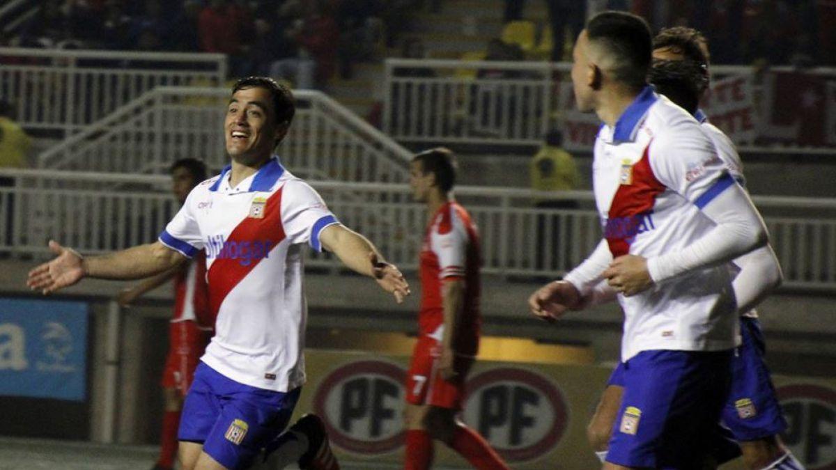 Curicó Unido se une a los líderes de Primera B tras vencer a La Calera