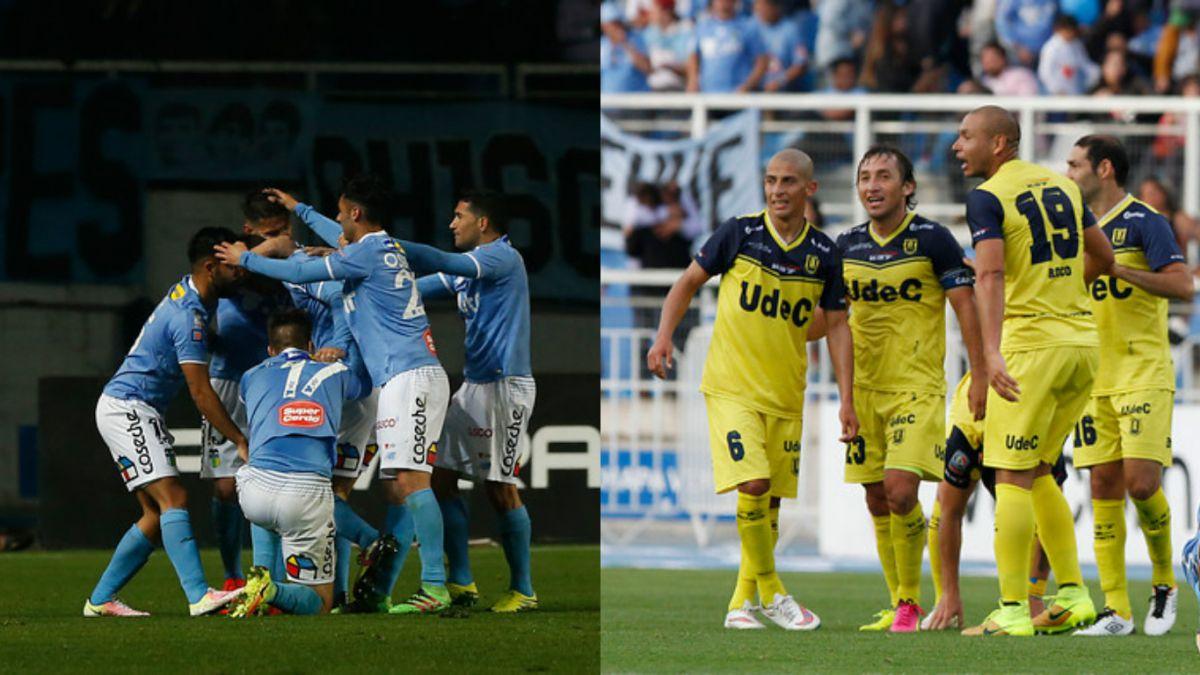 Universidad de Concepción y O'Higgins viven su estreno en Copa Sudamericana