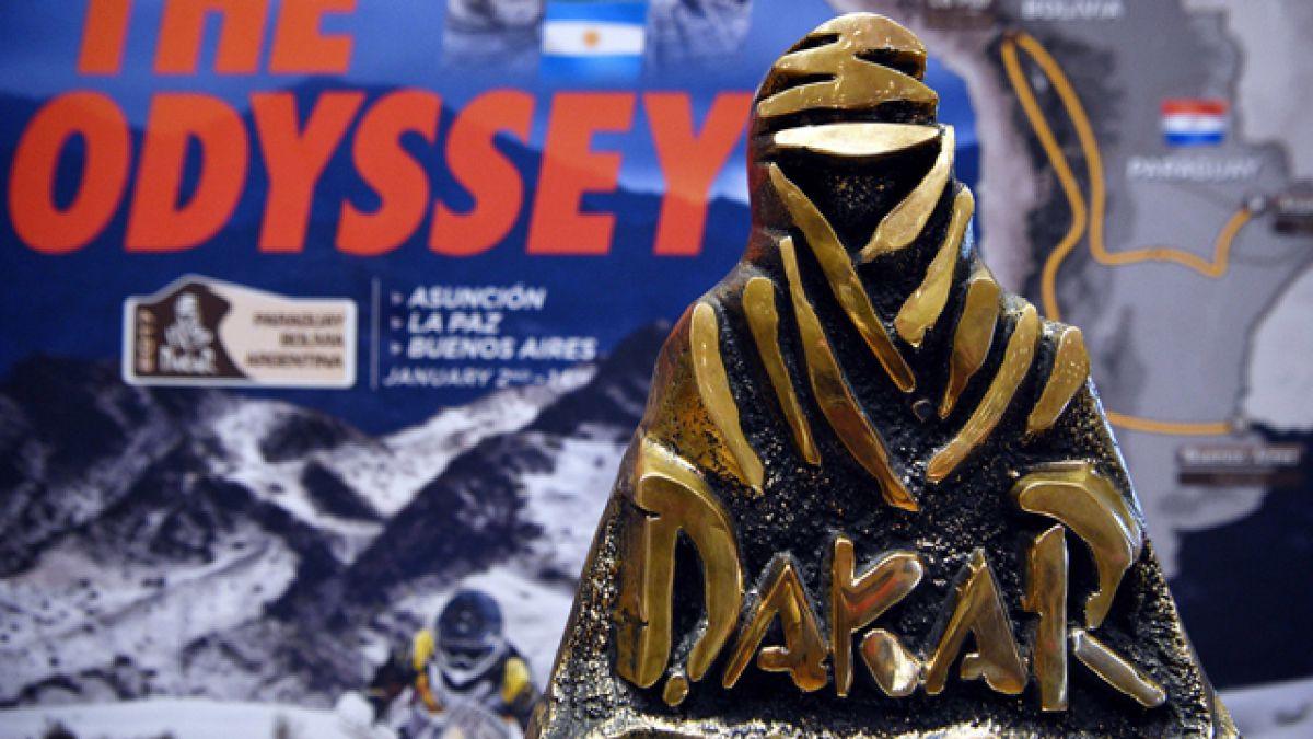 Presentan el recorrido del Rally Dakar 2017