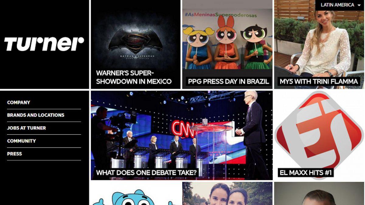 Turner compra el 50% de CNN Chile que estaba en manos de VTR