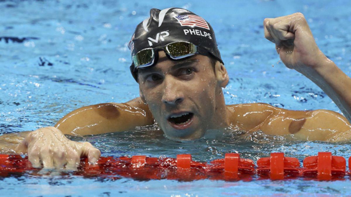 Phelps gana los 200m mariposa en Río 2016 y suma su vigésimo oro olímpico