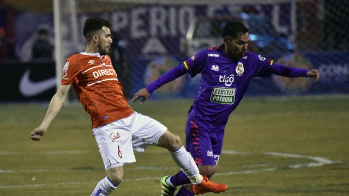 [Minuto a Minuto] La UC está perdiendo ante Real Potosí por Copa Sudamericana