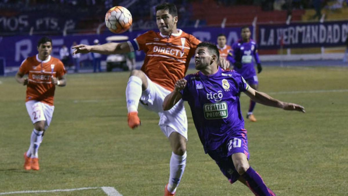 Universidad Católica debuta con una derrota en la Copa Sudamericana 2016