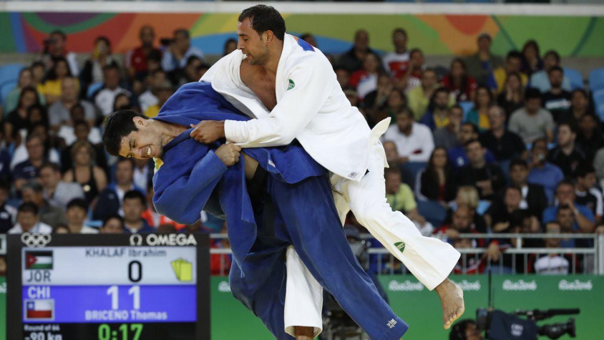 Thomas Briceño hace historia para Chile en los Juegos Olímpicos de Río 2016