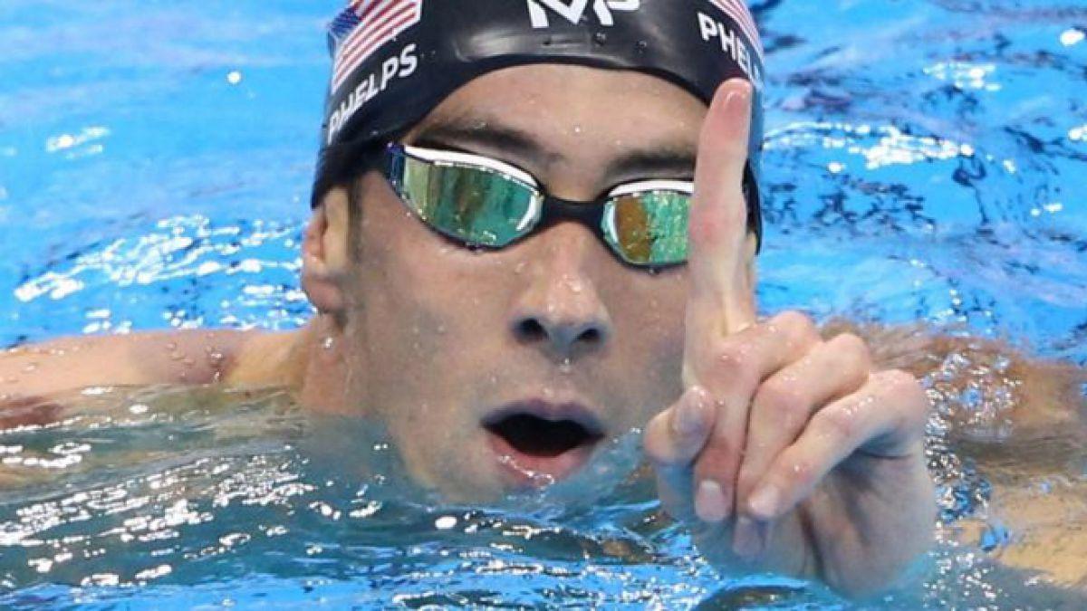 El increíble lugar que ocuparía Michael Phelps en el ranking de medallas si fuera un país