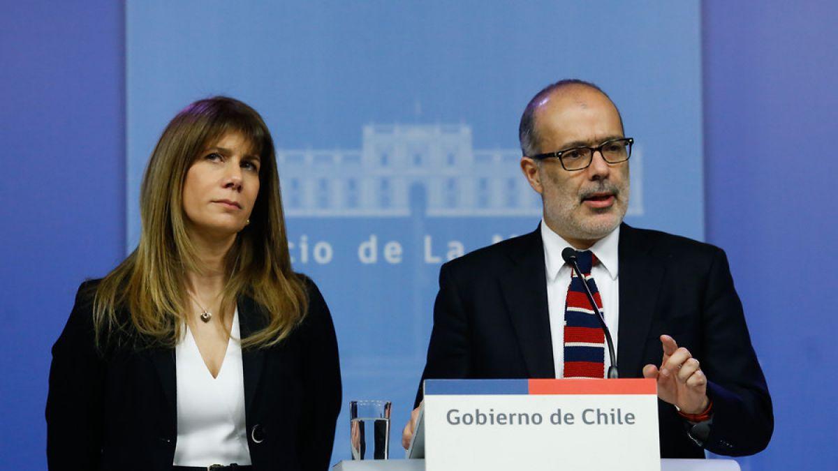 Valdés y Rincón abordaron cambios al sistema de pensiones