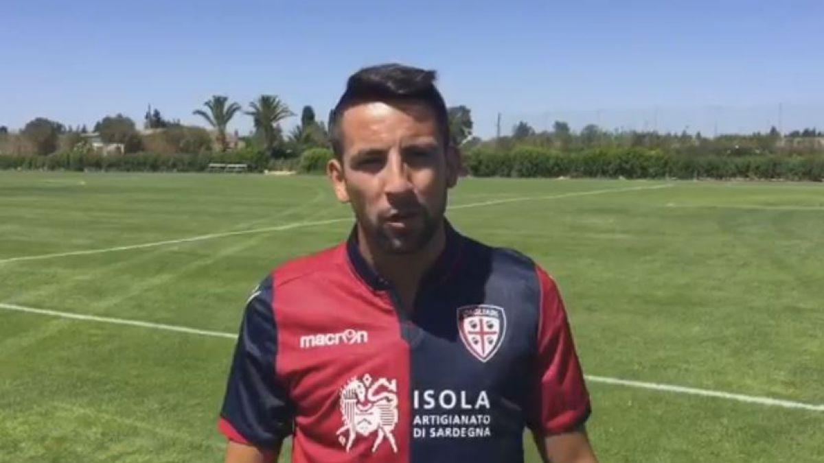 Vuelve a Italia: Mauricio Isla es nuevo jugador del Cagliari
