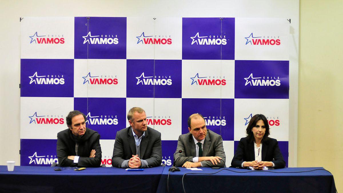 Chile Vamos se mostró disponible a diálogo sobre pensiones