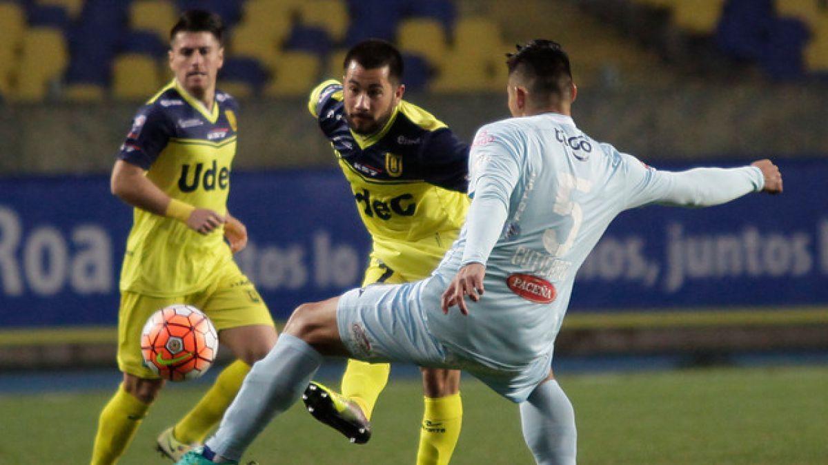 [Minuto a Minuto] U. de Concepción está igualando ante Bolívar por Copa Sudamericana