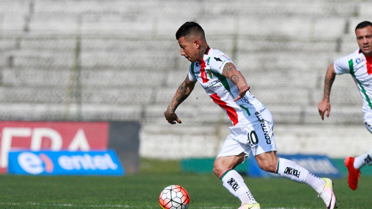 Palestino hace su estreno en la Copa Sudamericana ante Libertad