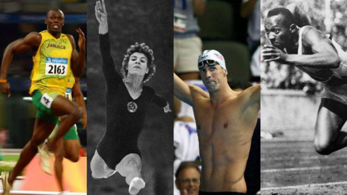 Quién es el mejor deportista olímpico de todos los tiempos