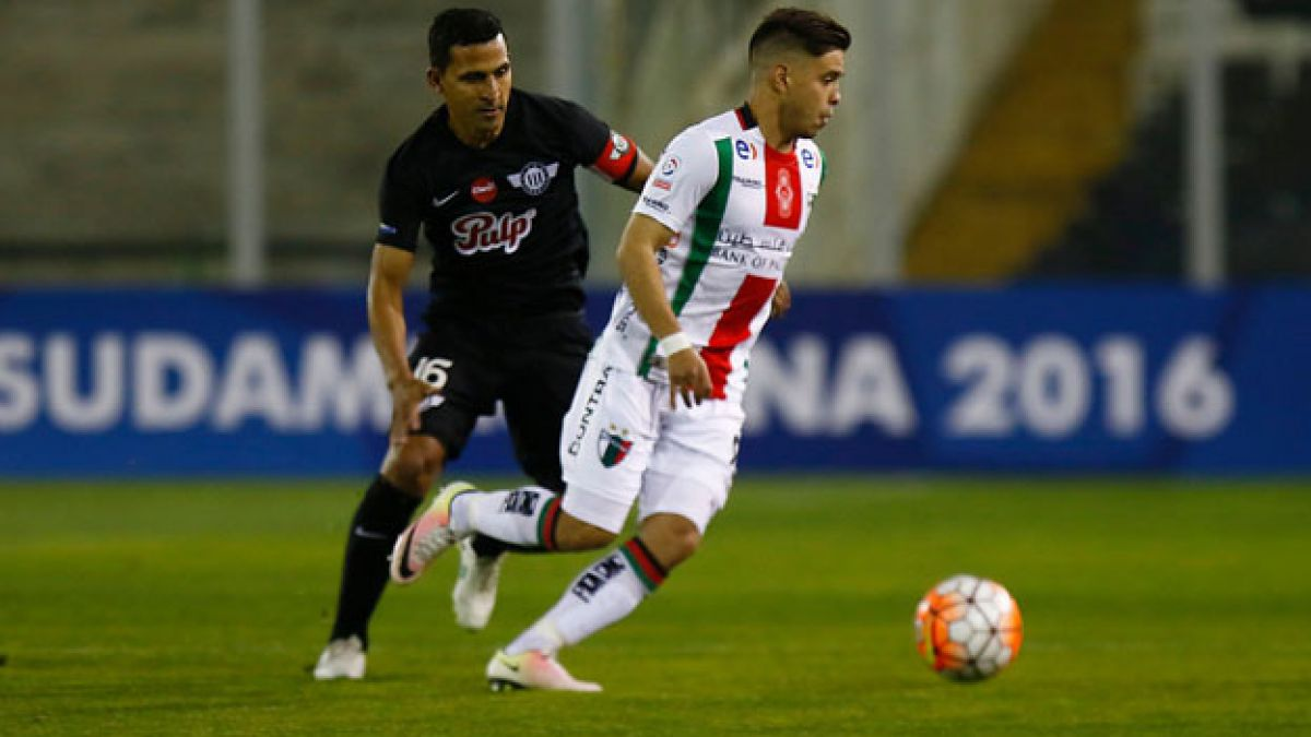 [Minuto a Minuto] Palestino enfrenta a Libertad por Copa Sudamericana