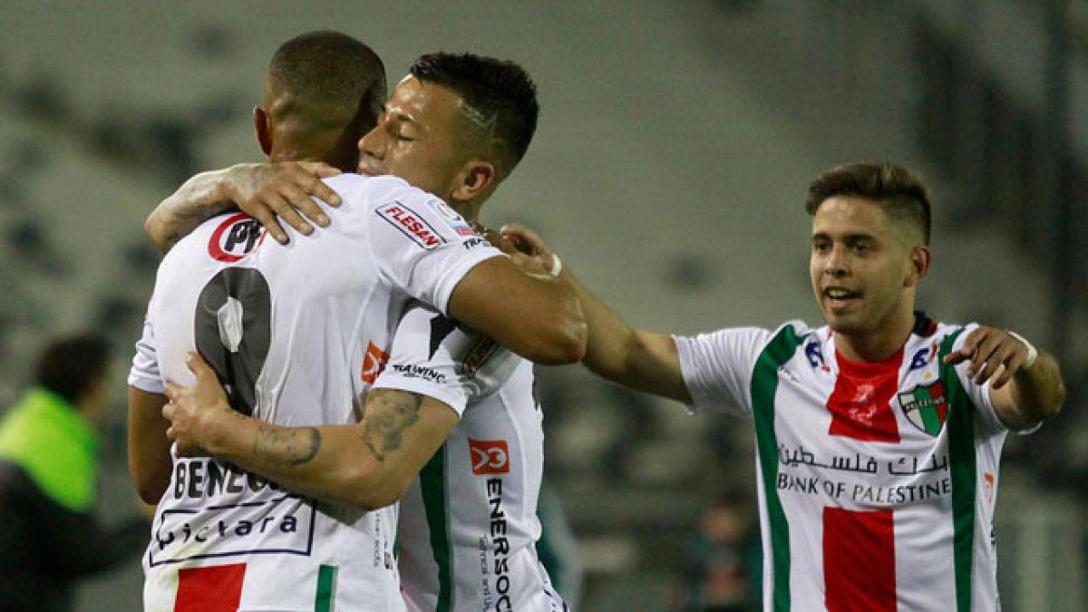 Palestino comienza la Copa Sudamericana 2016 venciendo a Libertad