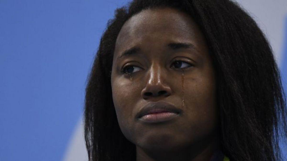 Olimpiadas de Río 2016: Simone Manuel, la primera mujer negra de la historia en ganar una medalla individual de natación (¡y fue un oro compartido!)