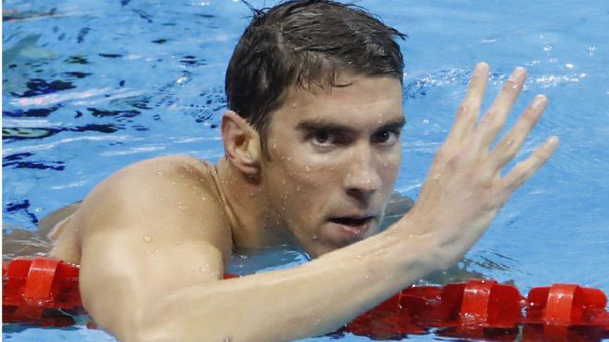 Natación: 16 años, 5 Olimpiadas, la evolución deportiva (y personal) de Michael Phelps