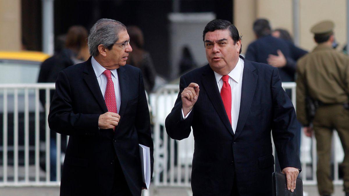 """CPC tras reunión con Bachelet por pensiones: """"Nuestra inquietud es mantener el crecimiento"""""""