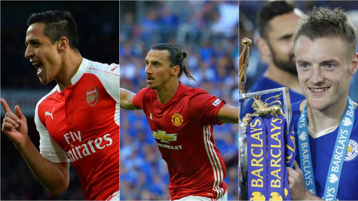 Comienza la Premier League: Radiografía a los candidatos al título