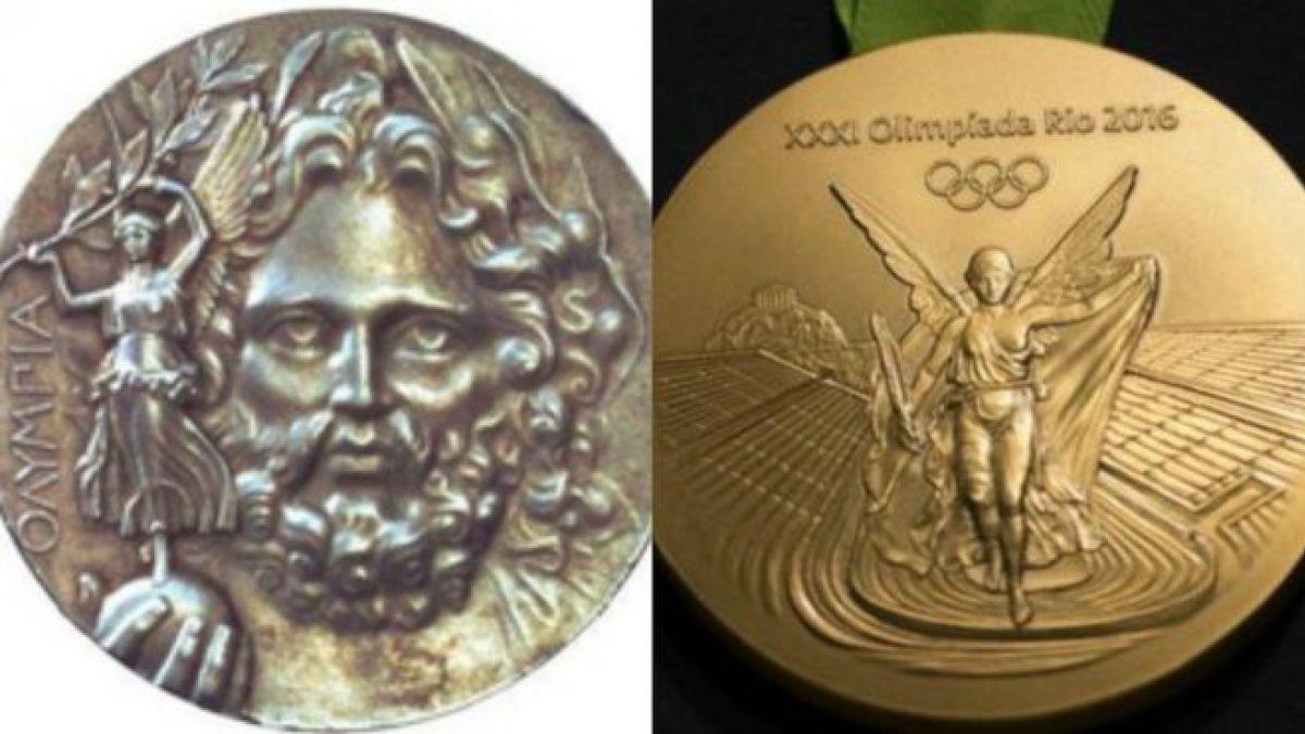 Por qué y desde cuándo se entregan medallas de oro a los ganadores en las Olimpiadas