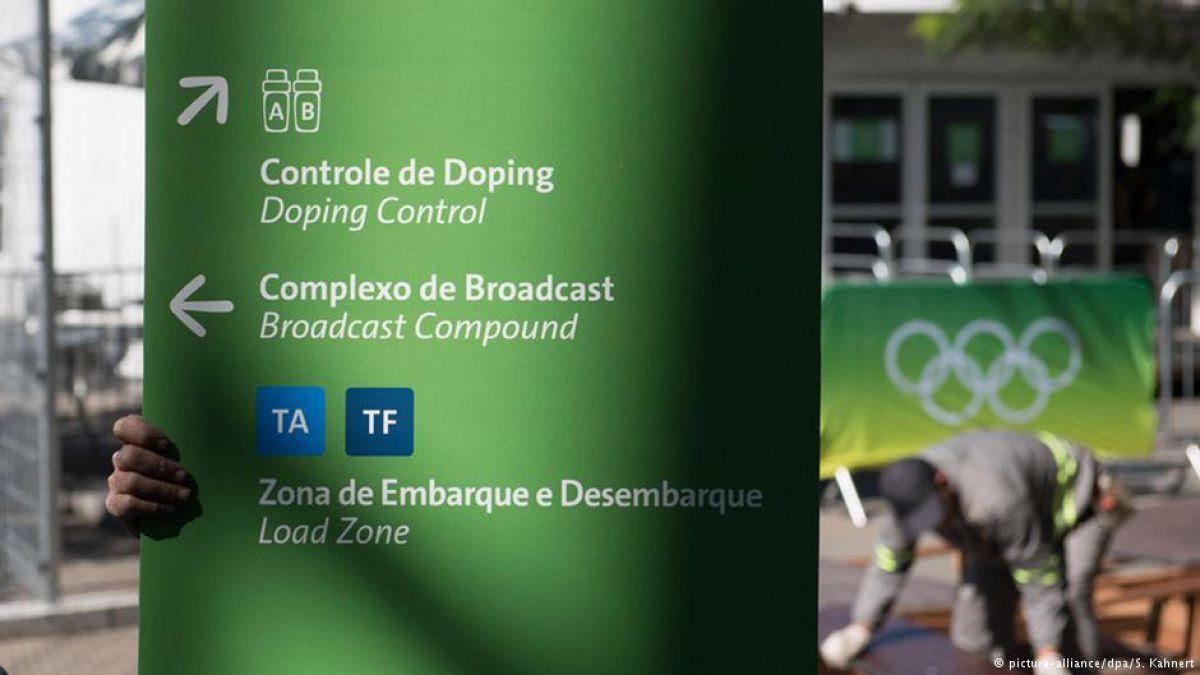 Río: anuncian tres primeras suspensiones por doping