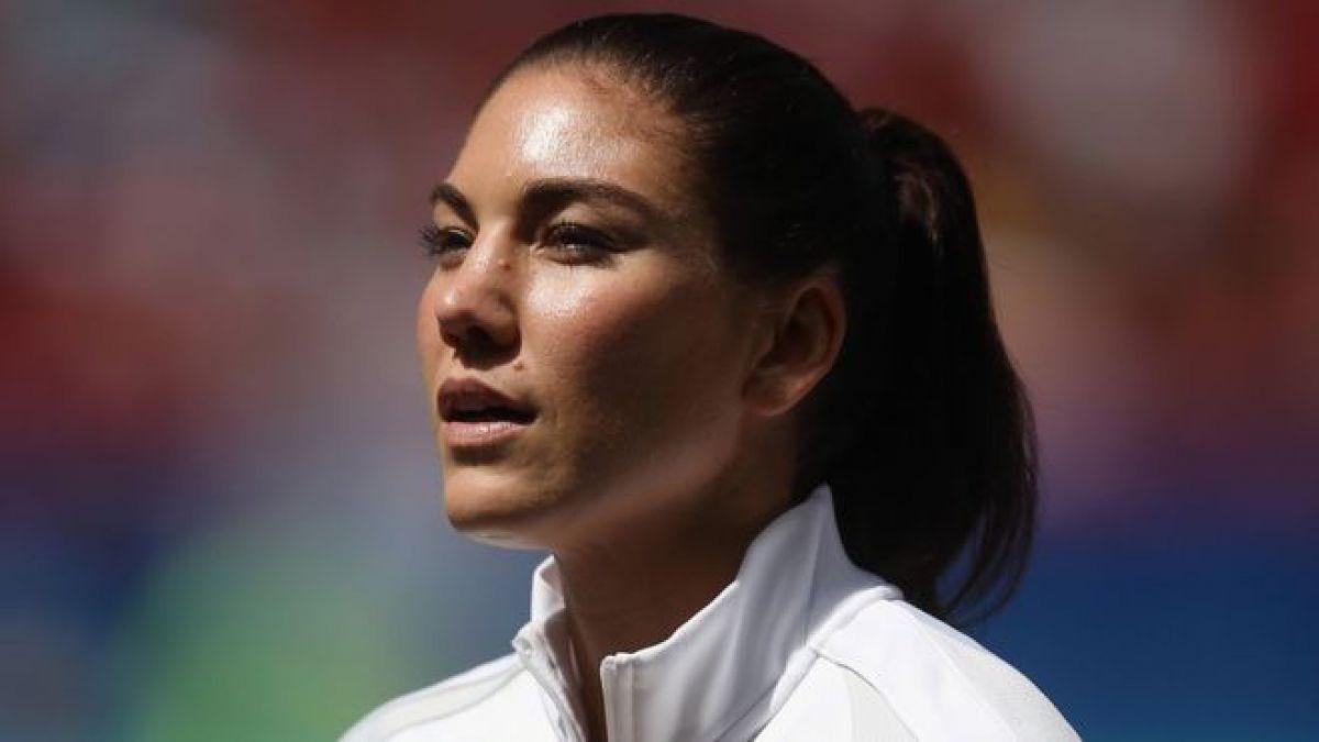 Una banda de cobardes: el enfado de la portera de la selección de fútbol de EE.UU en Río 2016
