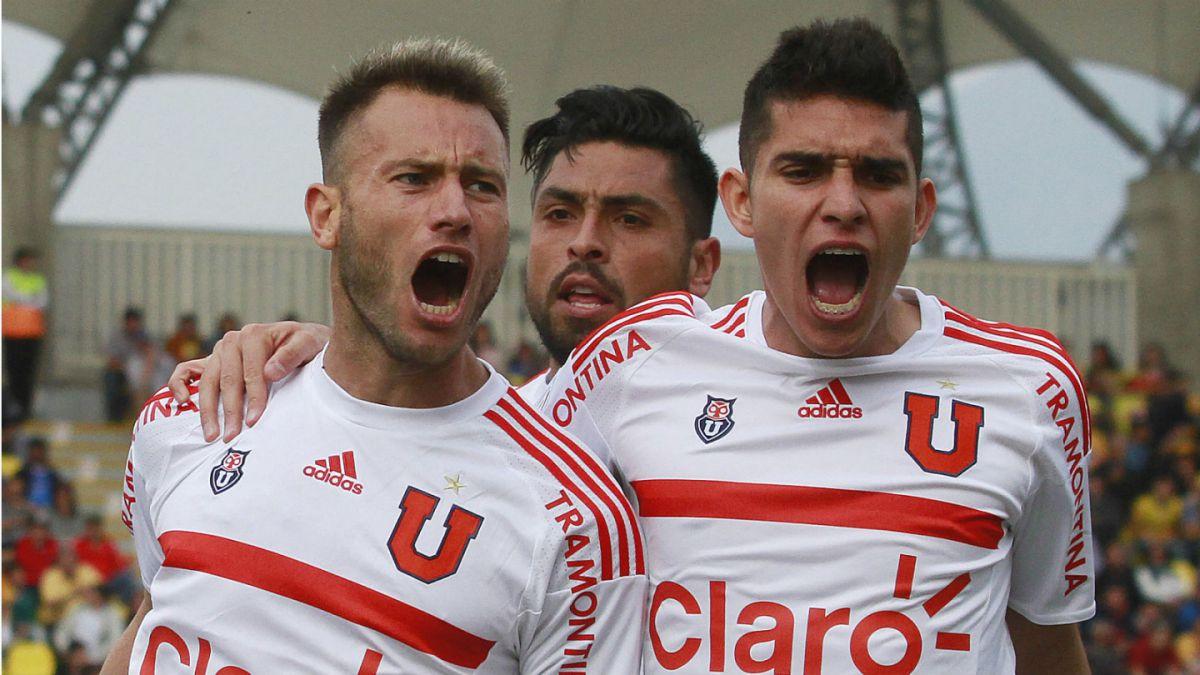 La U derrota a San Luis en Quillota y obtiene su primera victoria en el Apertura 2016