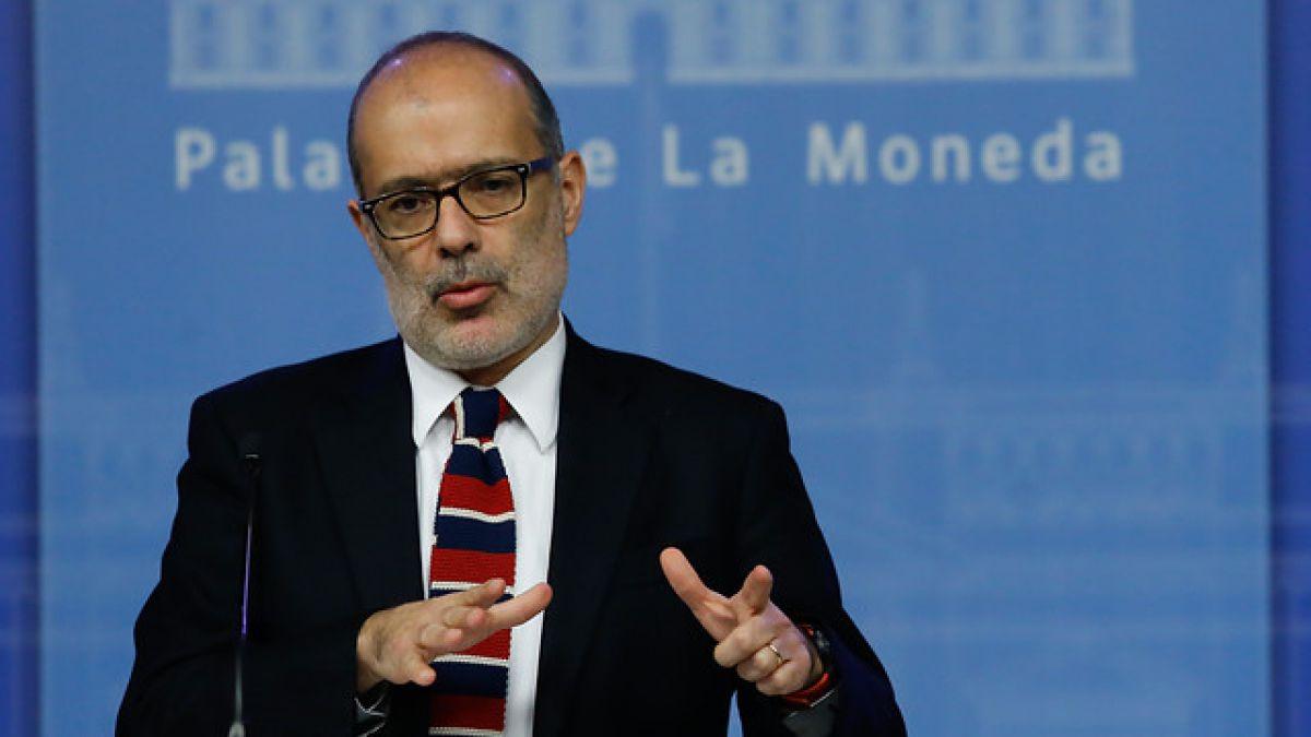 Rodrigo Valdés: Estamos haciendo una propuesta de cambio sustancial al sistema de pensiones