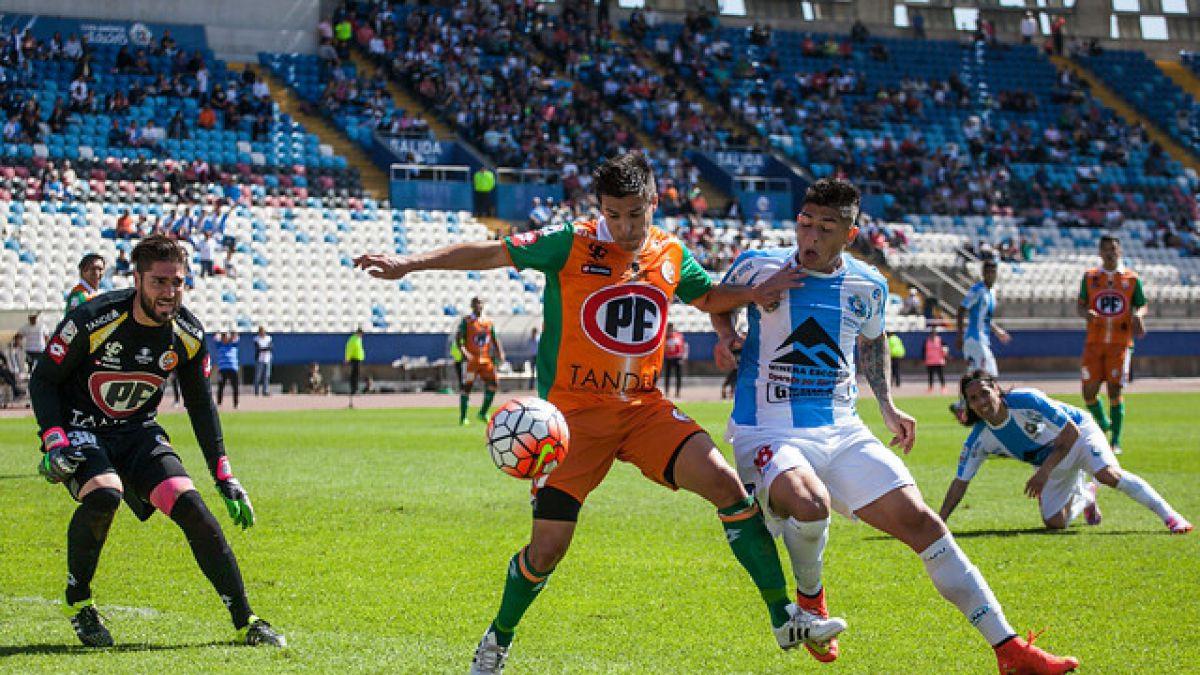 Antofagasta y Cobresal registran un cerrado empate por la fecha 3 del Apertura
