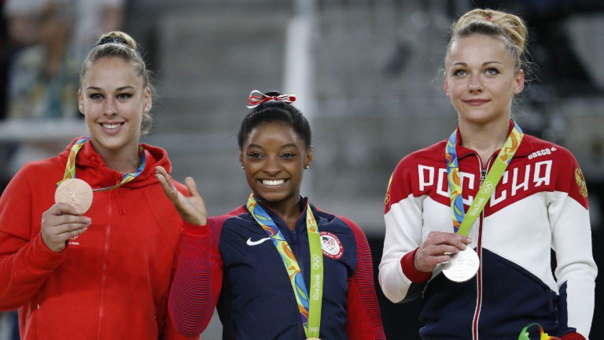 Simone Biles imparable: Gana prueba de salto y suma su tercer oro en Rio