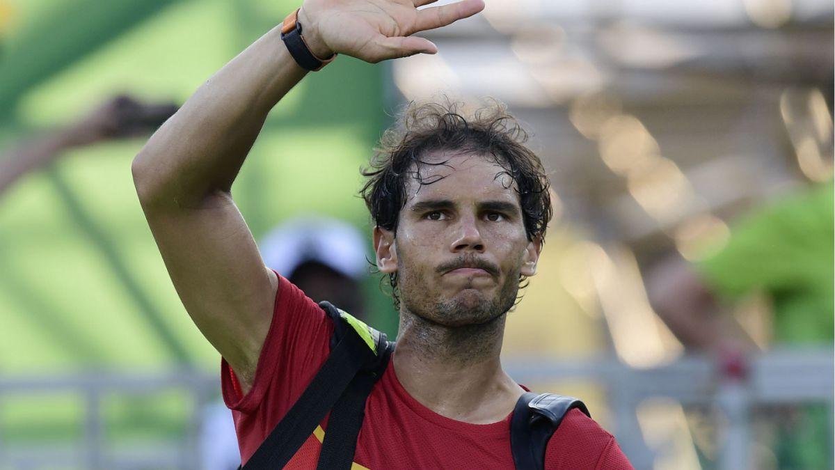 Rafael Nadal cae ante Nishikori y pierde el bronce del tenis olímpico en Río 2016
