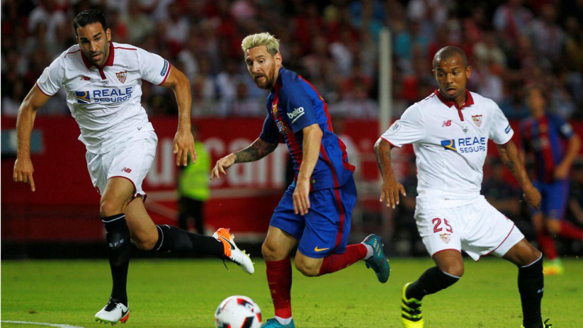 [Gol a Gol] Barcelona venció a Sevilla por la Supercopa de España