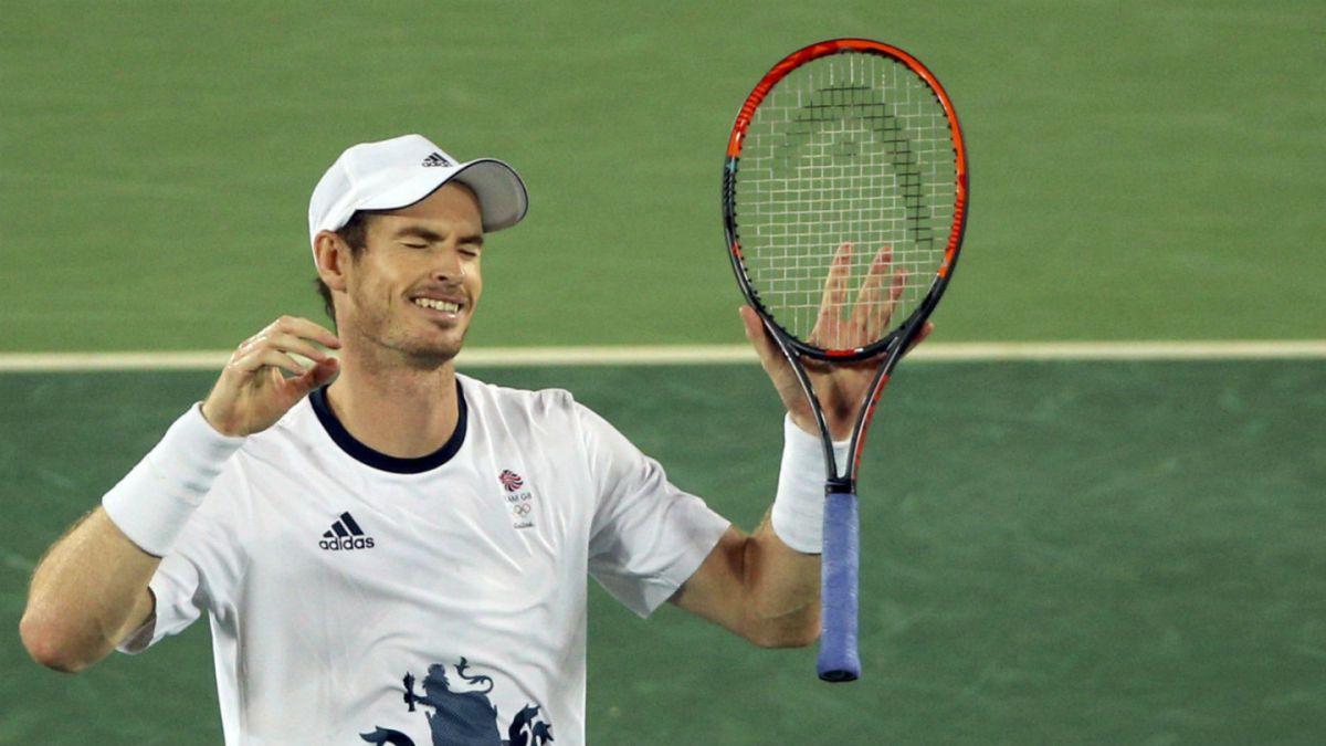 Andy Murray acaba con la ilusión de Del Potro y se convierte en bicampeón olímpico