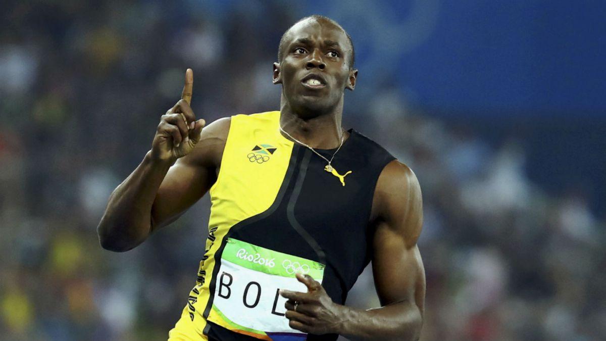 El Rayo sigue haciendo historia: Usain Bolt gana los 100 metros planos en Río 2016
