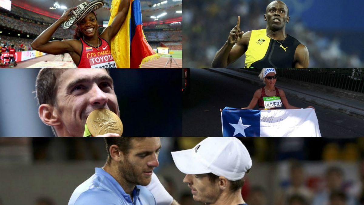 Las frases del día en los Juegos Olímpicos de Rio 2016
